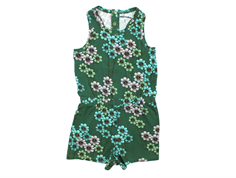 Mini Rodini Daisy summersuit grön