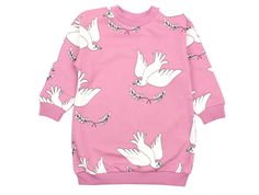 Mini Rodini Rabbit t-shirt pink