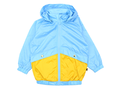 Mini Rodini windbreaker jacka ljusblå