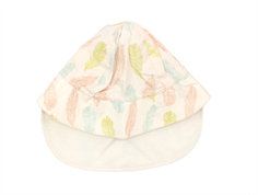 Noa Noa Miniature solhatt feather sand dollar