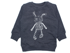 Small Rags Felix sweatshirt outer space