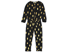 Soft Gallery Cass overall jet black goldie