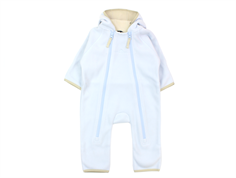 Ver de Terre fleeceoverall baby blue/kit