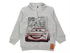 Wheat sweatshirt gråmelerad Cars