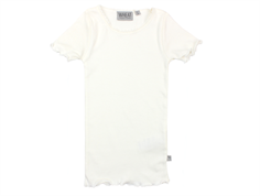 Wheat t-shirt rib ivory